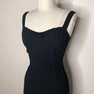 Reformation Dresses - REFORMATION Peridot Side Slit Dress